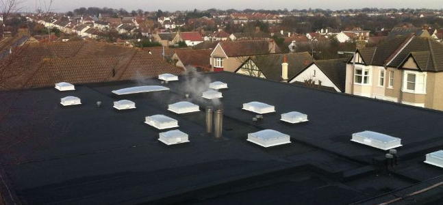 Commercial Flat Roofing Services | Bromley, Kent, London | Roof Control