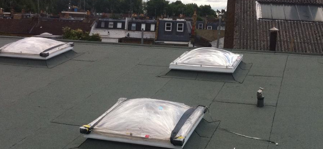 Roof Light Installation | Petts Wood, Bromley, Kent | Roof Control