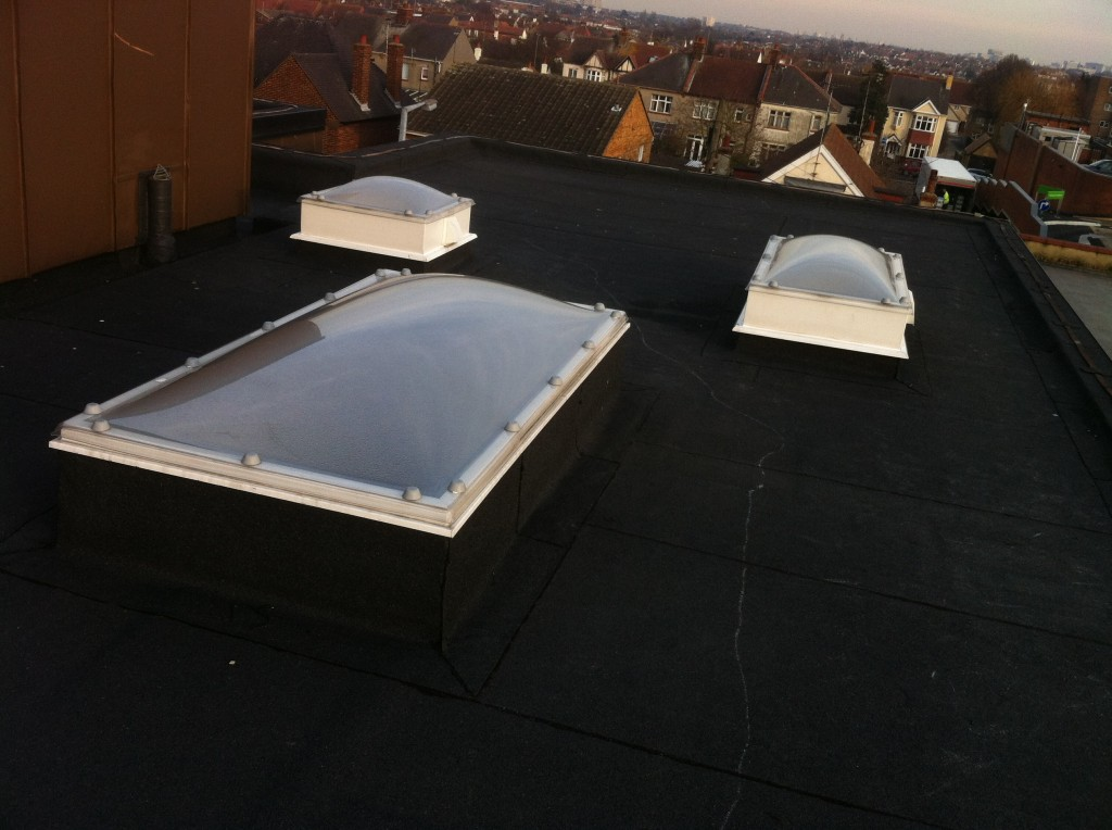 Flat Roofing Projects Petts Wood Bromley Kent Roof